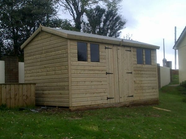 Sheds for Houses West Midlands
